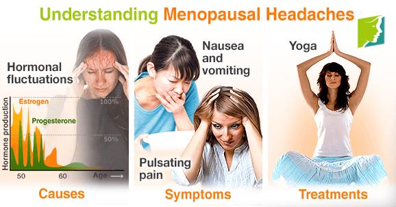 Understanding menopausal headaches