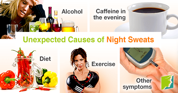 Unexpected Causes of Night Sweats