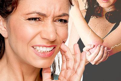 Unusual Menopause Symptoms