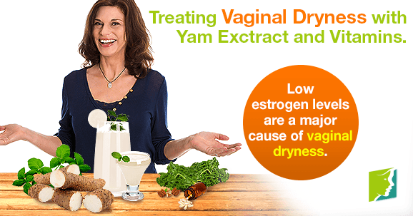 Low estrogen levels are a major cause of vaginal dryness.