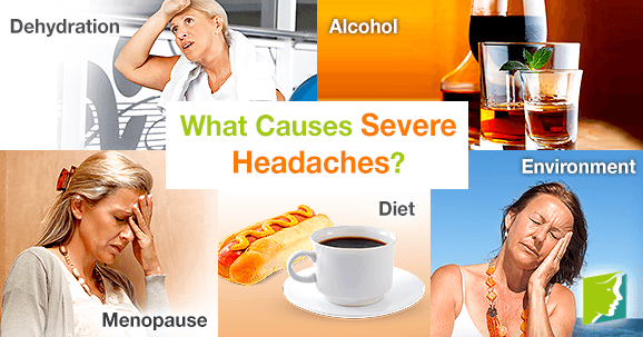 What Causes Severe Headaches?