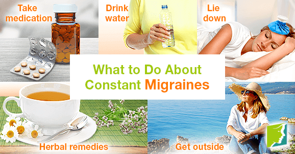 What to Do About Constant Migraines