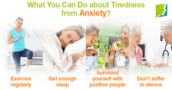 What You Can Do about Tiredness from Anxiety?
