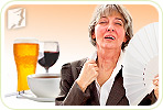 When Do Menopausal Hot Flashes Stop?