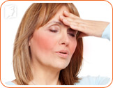 Hot flashes are  one of the most common  symptoms of menopause.