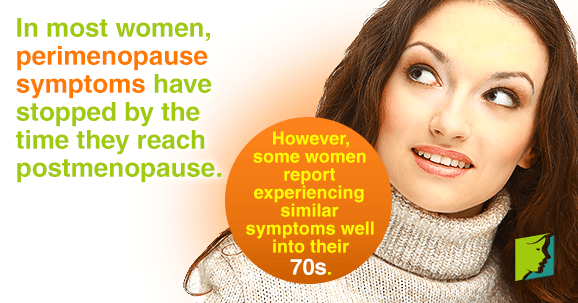 When Do Perimenopause Symptoms Stop?
