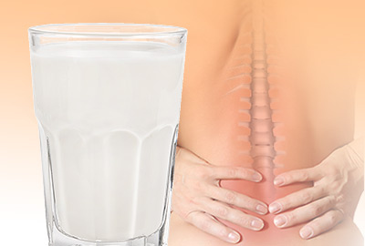 Drinking Milk during Menopause Helps Prevent Osteoporosis